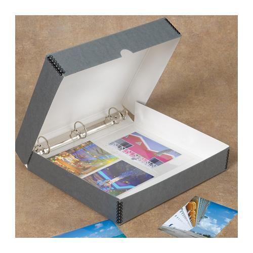 Binder Storage Box