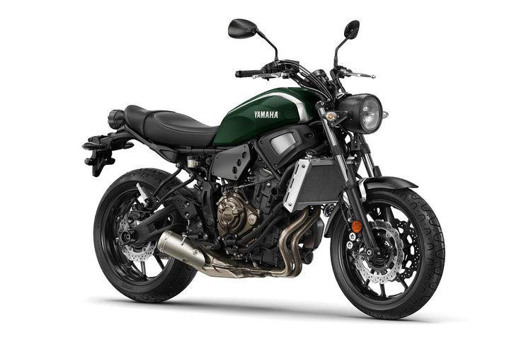 #XSR700 Yamaha'nın pazara sunulan Sport Heritage hayat tarzını gerçekten sağlayan ilk modeldir. Maksimum sürüş eğlencesi sağlamak için tüm en son #teknoloji ile donatılmış eski tarz özel #motosiklet sahnesinden havalı ve ilham verici olan her şeyi biraraya getirir. #yamahatürkiye #fastersons #sportheritage