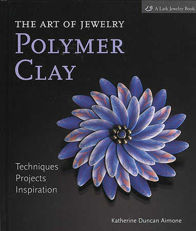 .: Projects, Polymerclay, Crafts Ideas, Katherine Duncan, Clay Jewelry, Clay Books, Art, Clay Flowers, Polymer Clay Techniques