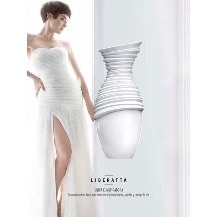 HOY 30% Dcto en Perfume LIBERATTA #Yanbal  Aretes #GRATIS. Envío Nacional #Colombia. http://www.descuentometro.com/producto/perfume-liberatta-yanbal-50-ml/
