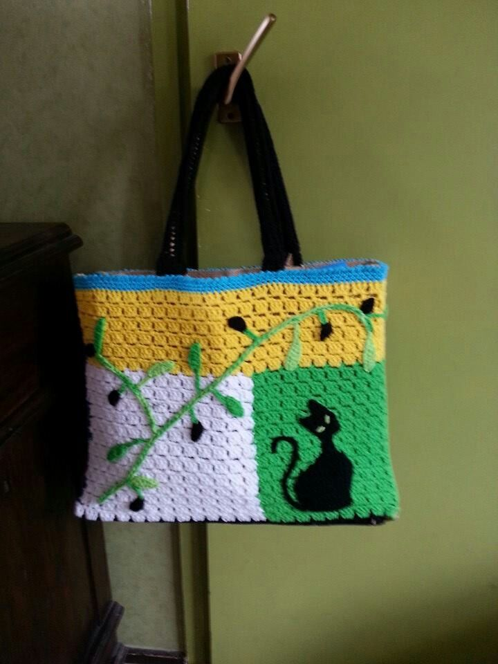 crochet bag crochet patterns portfolios