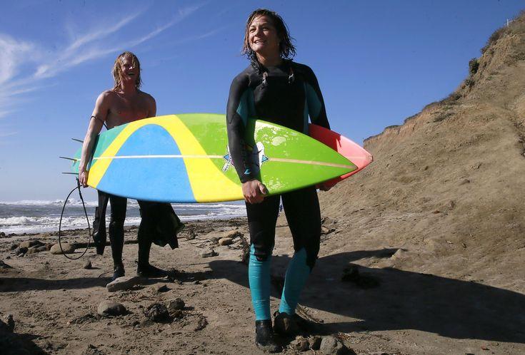 Big-wave breakthrough: Female surfer leads Mavericks revolution - San Francisco Chronicle