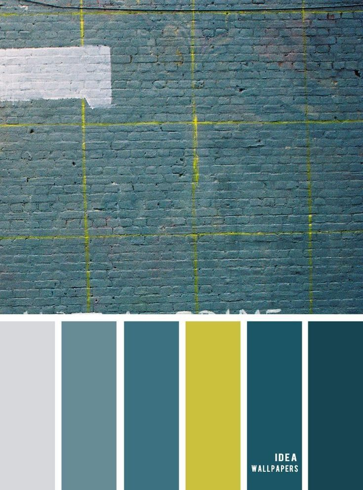 12 Beautiful Blue Teal Color Combos Blue Teal And Yellow Color Palette Idea Wallpapers Iphon Color Palette Yellow Teal Palette Color Palette