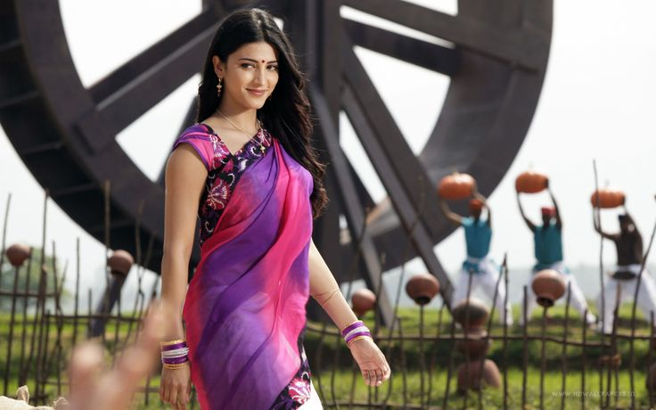 Shruti Haasan Gabbar Singh Wallpapers HD Wallpapers