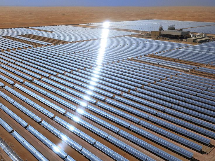 The worlds largest concentrated solar power plant, Shams 1, launched on Sunday, representing a major milestone in the development of renewable energy in the Middle East. Taking three years to build, the $600m plant is located in Abu Dhabis western region, the heart of the UAEs hydrocarbon industry. At full capacity, the 100 megawatt Masdar, Total and Abengoa joint-project will power thousands of homes in the United Arab Emirates and displace 175,000 tons of CO2 a year. Ryan Carter