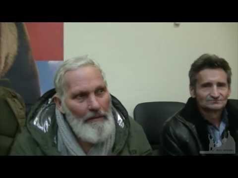 Беседа Федорова Е А  после захвата штаба  15 11 16