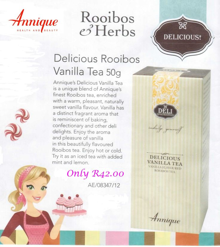 Annique's Vanilla Tea.....what a delightfull & lovely tea. love it, love it,  love it!!!!