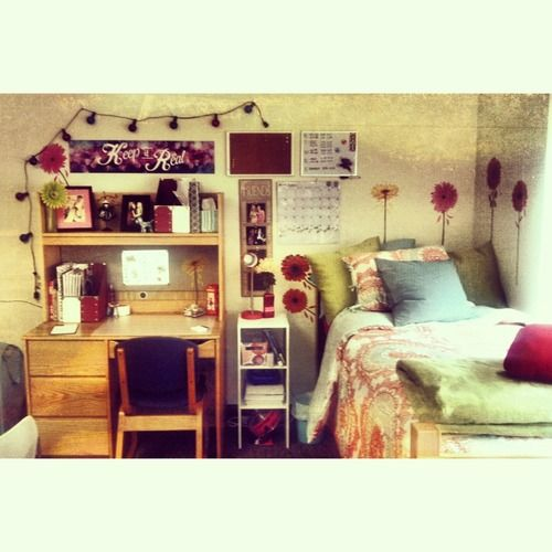 Decorating Ideas > 17 Best Images About Dorm Life #16 On Pinterest  One Room  ~ 152739_Seventeen Magazine Dorm Room Ideas