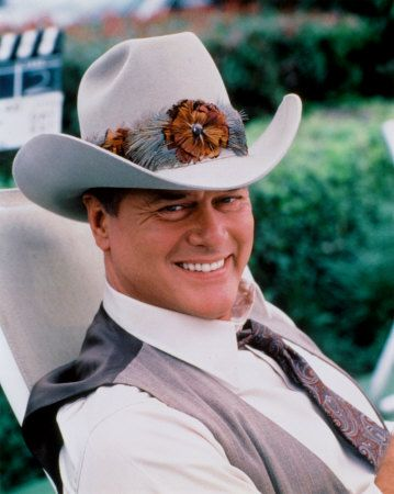 Larry Hagman. A son of Texas has been lost.  RIP