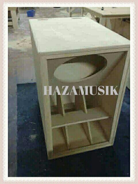 Skema box speaker 18inch hong scoop lapangan - HAZA MUSIK