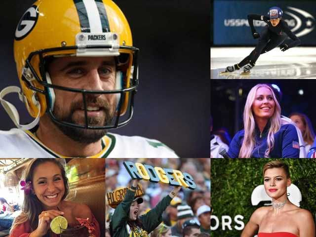 5 eligible women Aaron Rodgers could be dating - TMJ4 Milwaukee, WI