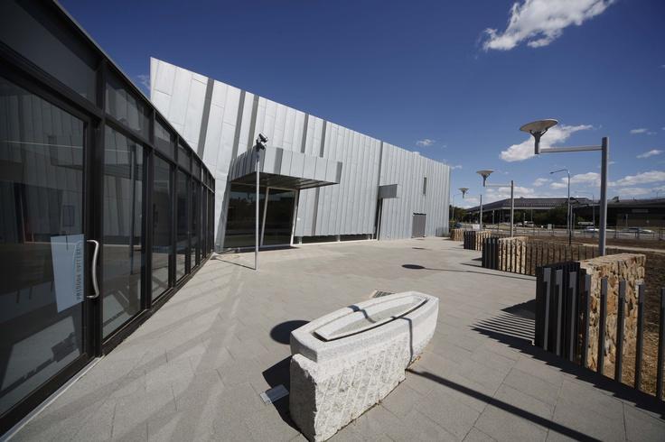 Outdoor Gallery -Belconnen Community Arts Centre