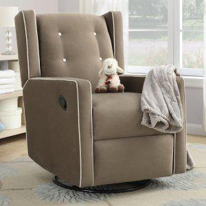 Nursery Gliders on Hayneedle – Shop Baby Gliders, Nursery Chairs for Sale