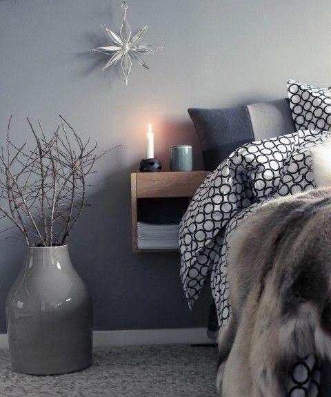 Σπίτι και κήπος διακόσμηση: 30 Αξιολάτρευτες Χριστουγεννιάτικες Ιδέες Διακόσμησης Υπνοδωματίου