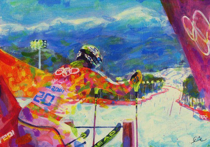 Winter Olympics Sochi 2014: maria hoefl riesch