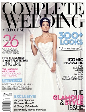 Complete Wedding Melbourne | Complete Wedding Magazine