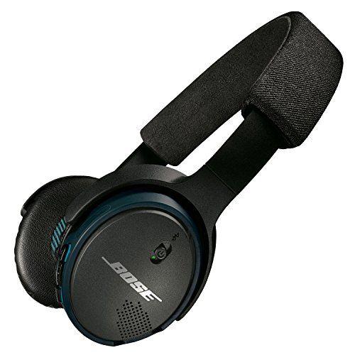 Casque supra-aural Bluetooth® Bose® SoundLink® – Noir: Des performances exceptionnelles pour un casque sans fil Port supra-aural léger pour…