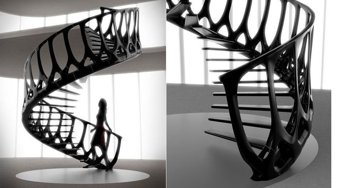Best 14 Spectacular Staircases To Add Artistry To Walking 400 x 300