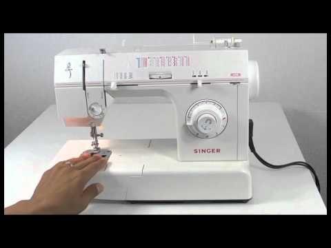 Clases de costura 3: Aprender a enhebrar la máquina de coser. - YouTube