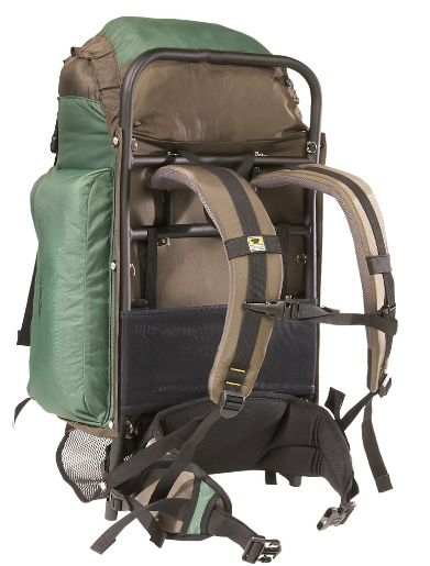 Clunky remnants of another era? Not so claim several backpack manufacturers who have brought external-frame models back to the retail floor.