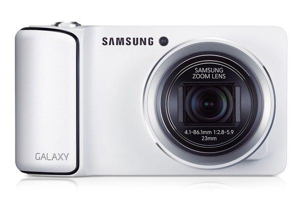 Samsung Galaxy Camera EK-GC100 (White)