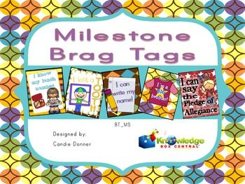 Please enjoy this free set of Brag Tags as a sample of our Brag Tag product line. Brag Tags are the perfect tool to breathe some life into your…