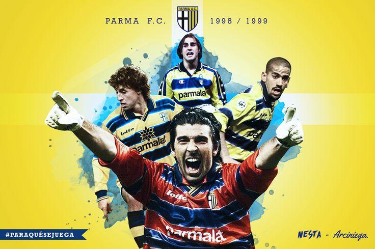 Parma FC 98/99 by NESTA