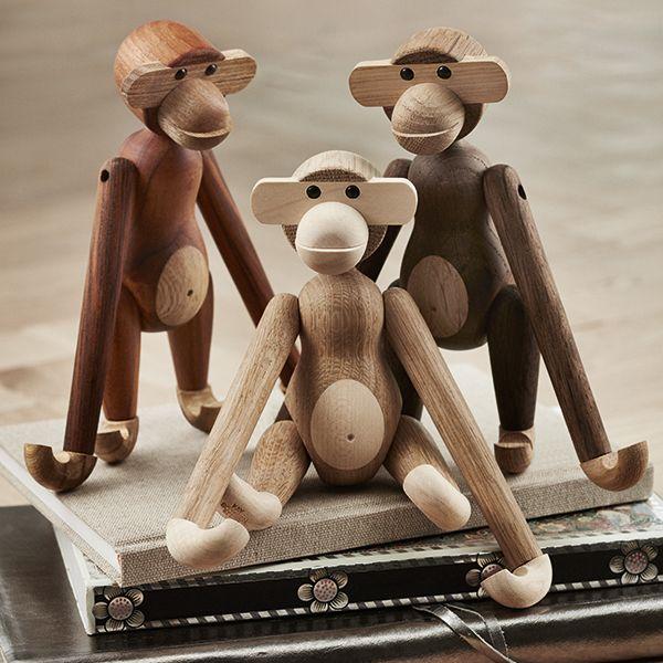Passa på att fynda en apa!  Eller två!  Just nu 20% på alla Kay Bojesens apor även de nya träslagen! Gäller endast t o m midnatt. KOD: hi83jk