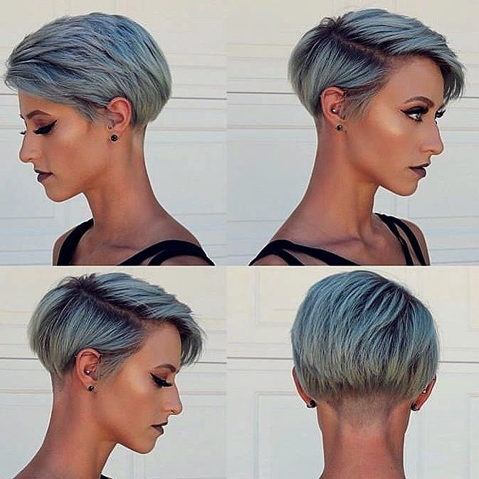 20 Exzellent Kurze Frisuren Fur Frauen Haarschnitt Kurz