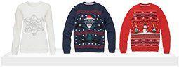 Kerst truien en accessoires