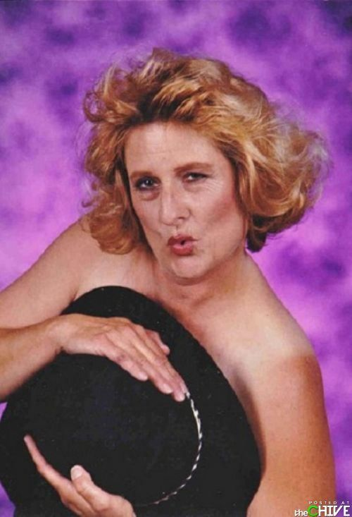 Bad Glamour Shots Gallery (37 Photos) : theCHIVE