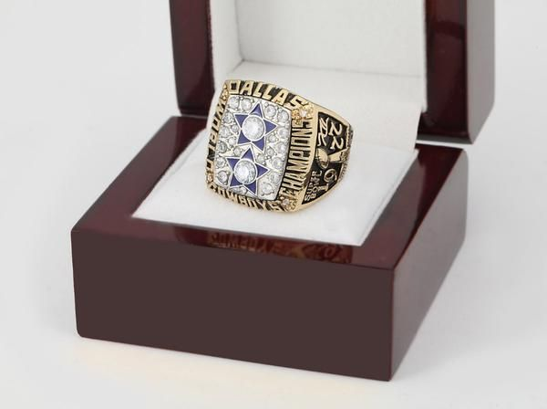 1977 Dallas Cowboys Replica Superbowl Championship Ring