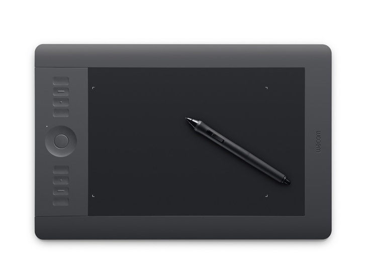 Wacom Intuos5 Touch Medium