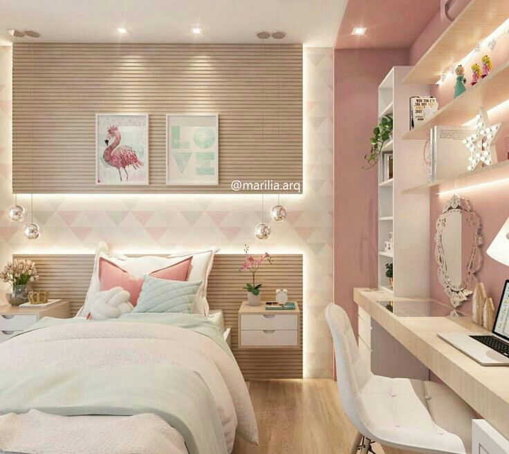 12 Girl Bedroom Ideas 9 Year Old Childrens Bedroom Ideas For Sharing Girlsbedroomdecor You Wanna Try This I Girl Bedroom Decor Small Room Bedroom Girl Room