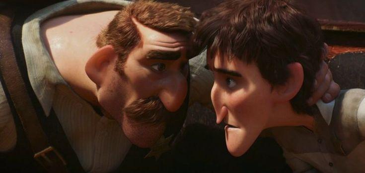 """""""Borrowed Time"""": Pixar hace llorar al mundo"""
