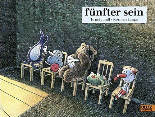 fünfter sein (Beltz & Gelberg): Amazon.de: Ernst Jandl, Norman Junge: Bücher