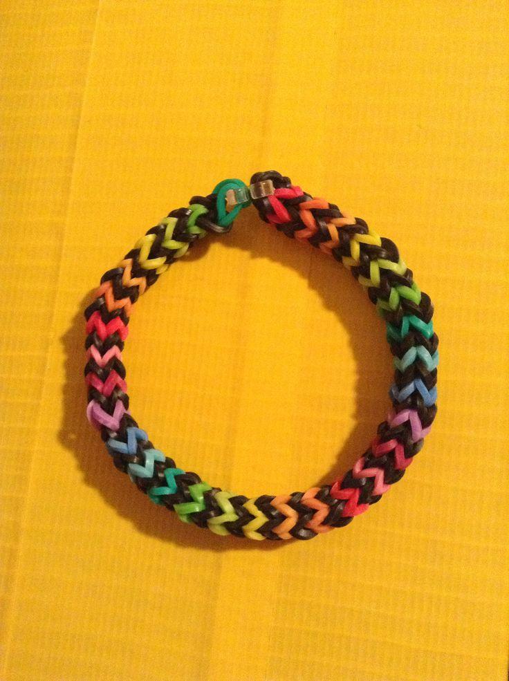friendship bracelet loom instructions