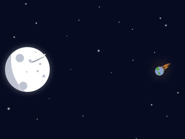 Space Moon And Earth Minimalism Art In 2020 Art Wallpaper Minimalist Wallpaper Art
