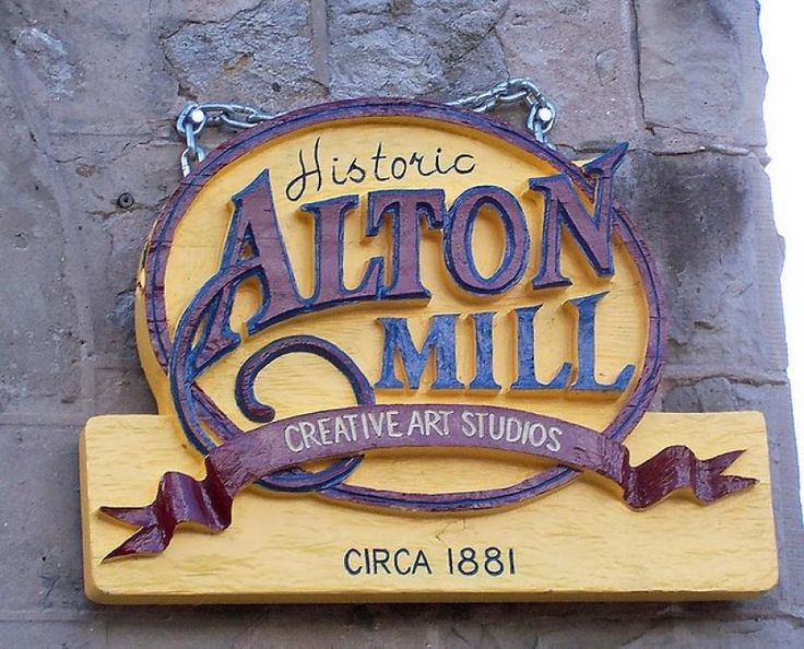 The historic Alton Mill is in the heart of the Village of Alton, in the rolling hills of Caledon, Ontario, just forty-five minutes northwest of Toronto. With a unique blend of studios, galleries, retail shops and café in a stunning setting, the Alton Mill is a perfect escape from the city. Stop by on a day trip or spend the night next door at the award-winning Millcroft Inn & Spa, and leave inspired by art, nature and heritage!