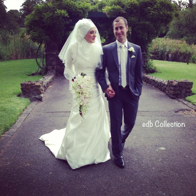 Muslim Wedding Dress For Couples: Best images about couples on ...
