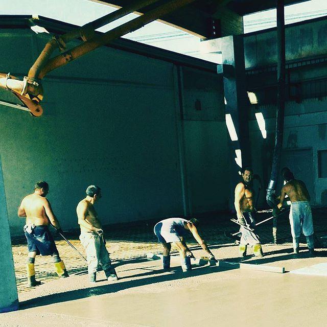I bagnanti  #studioemmascolari  #cantiere #workinprogress #cavidue