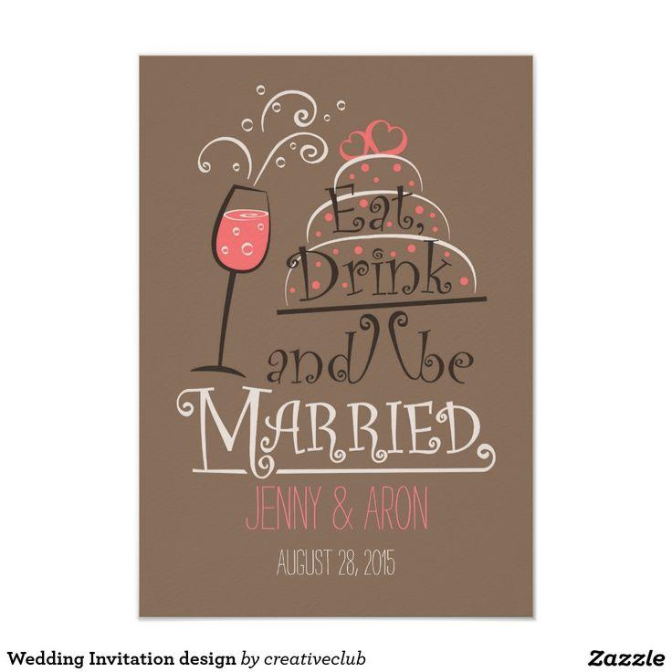 Wedding Invitation design 45 best Cute Comic