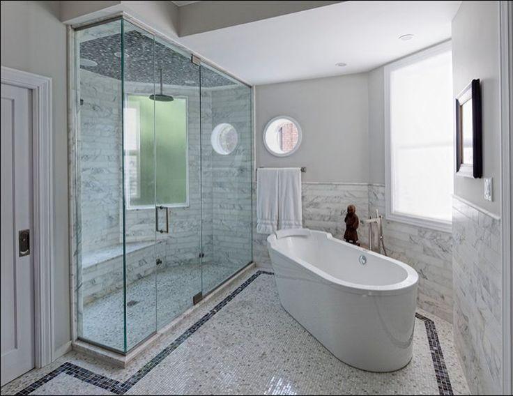 39 best Master Bathroom images on Pinterest   Bathrooms, Master ...