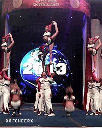 Gym Tyme Black Smack /scorpion to kick double #gif / Worlds 2013