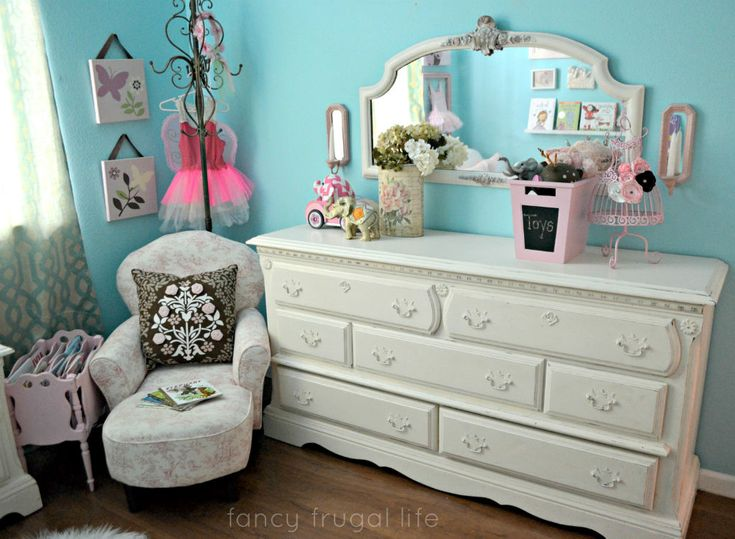 Fancy+pink+things | Fancy Frugal Girly Pink U0026 Aqua Bedroom Part 87