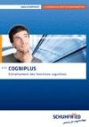 SCHUHFRIED GmbH - 7 bonnes raisons de choisir CogniPlus, tests d'entrainement en neuropsychologie et psychologie clinique, pédagogie, ressources humaines, circulaition routière, aérienne et ferroviaire, sport