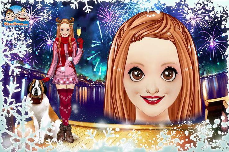 Kış Güzeli Lili Oyunu - Online oyunlar ücretsiz oyna - KralOyun