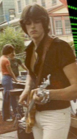 Young Peter Steele. Love Summer Breeze and Love You To Death. But this pic is for Nessa who introduced me to a band I would have never listened to on my own.: