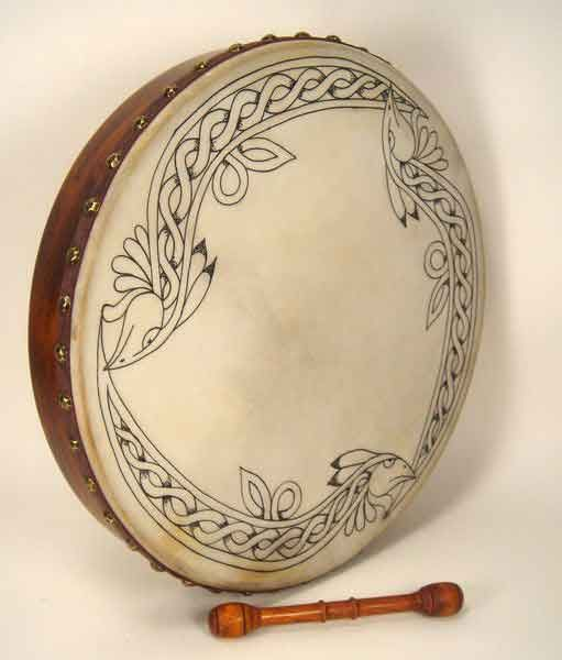 Bodhrán :: Irish Drum