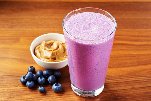 Chaque portion de ce délicieux frappé contient 23 g de protéines: de quoi vous soutenir longtemps!